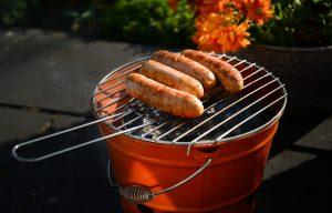 home made sausages